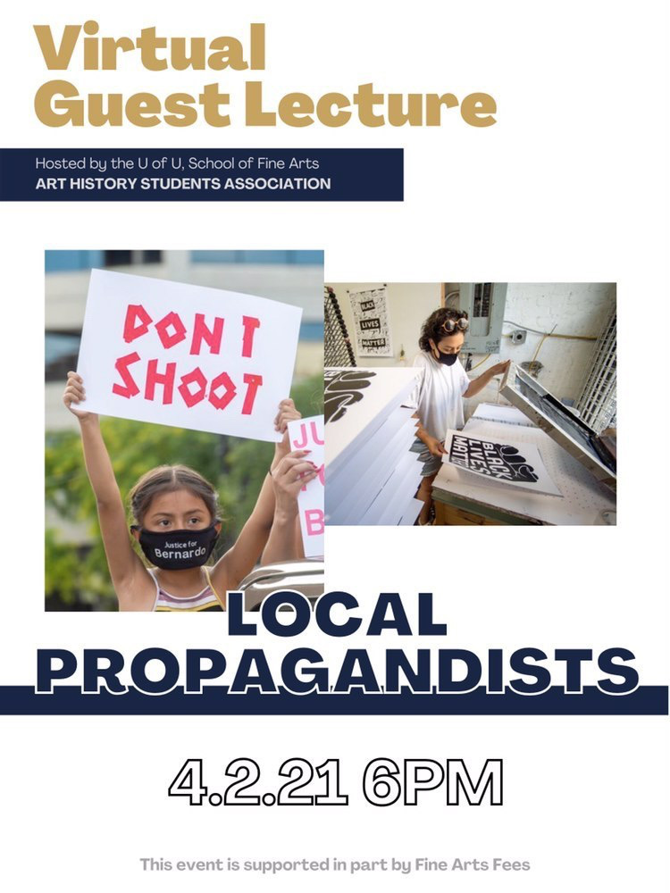 Guest Lecture Local Propagandists