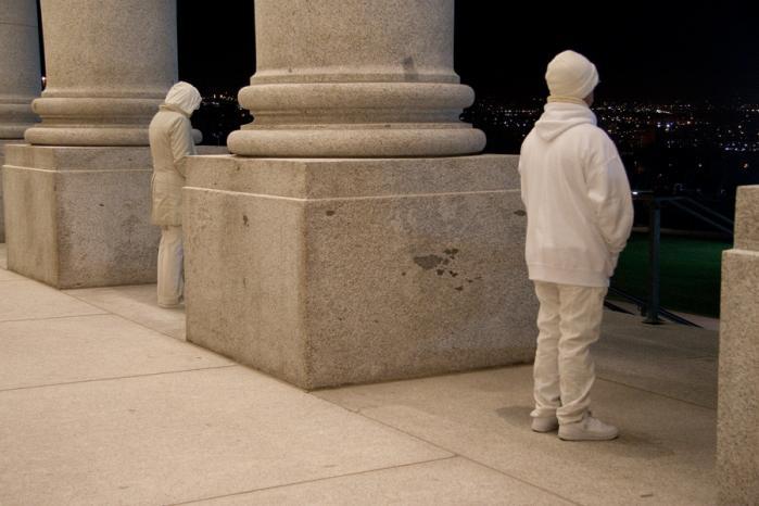 Awaiting, Ernesto Pujol, Warnock Artist in Residence 2010