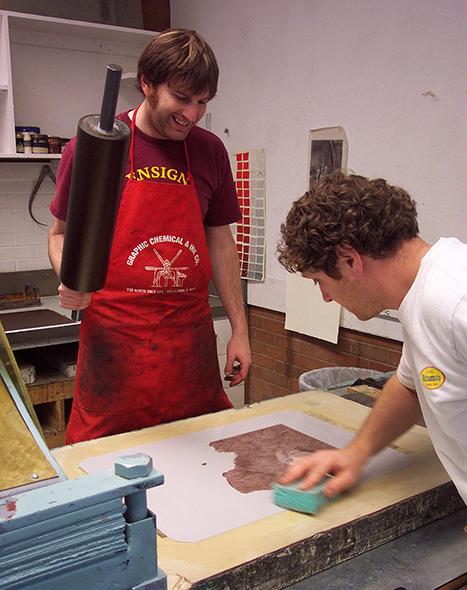 Visiting Artist Karla Hackenmiller