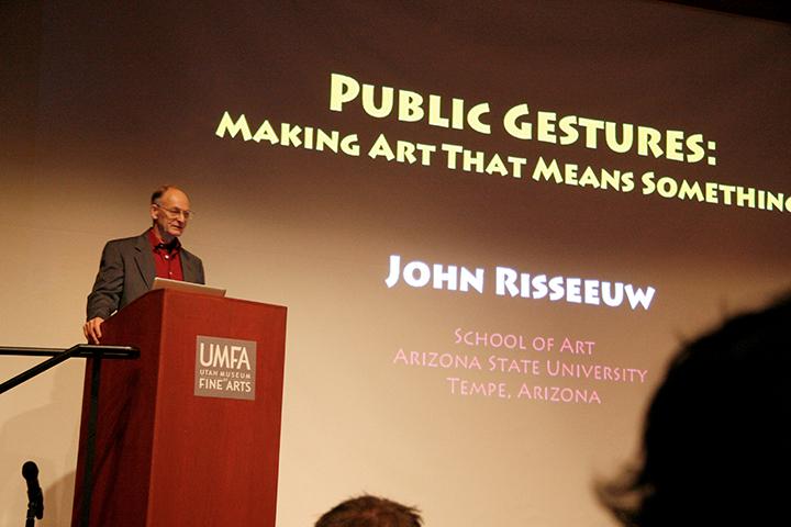 RMPA Talks: Public Gestures