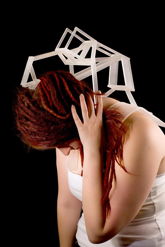 Behavioral Modification Collar #1, Lyra Zoë Smith