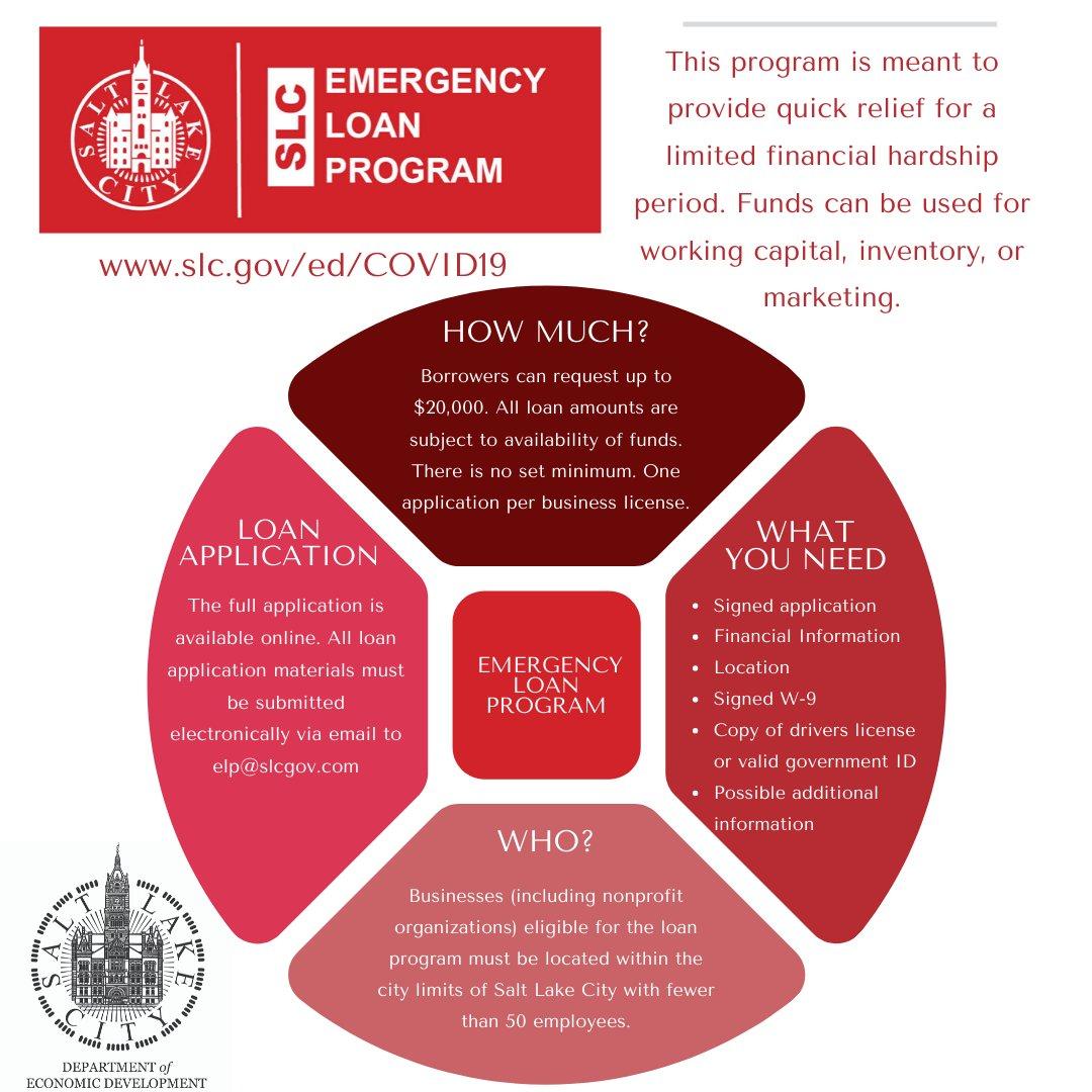 SLC Emergency Loan Program