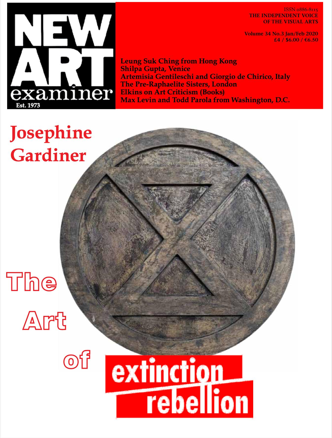 Alexander Stanfield at New Art Examiner