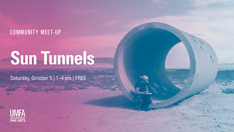 sun tunnels meetup