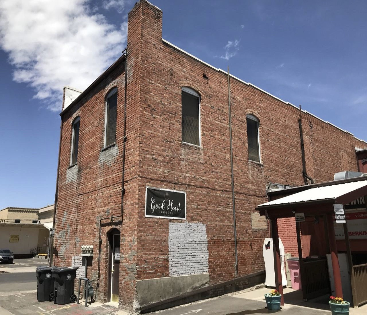 Twin Falls mural opportunity
